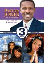 Pastor Jones - The Complete First Season/Ladies of the Church/Saving Grace