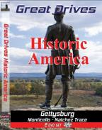 Great Drives:Historic America