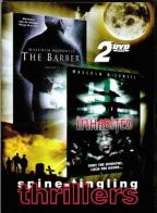 Spine-Tingling Thrillers: The Barber/Inhabited