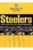 NFL Americas Game - Pittsburgh Steelers: The Story of Six Championships