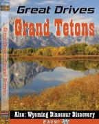 Great Drives:Grand Tetons