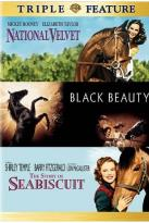National Velvet/Black Beauty/Story of Seabiscuit