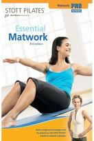 Stott Pilates - Essential Matwork 3rd Edition