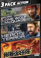 Lone Wolf McQuade/Hero and the Terror/Breaker! Breaker!