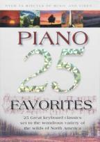 25 Piano Favorites