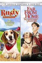 Rusty: The Great Rescue/Far From Home: The Adventures Of Yellow Dog