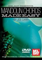 Joe Carr: Mandolin Chords Made Easy