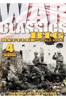 War Classics: Big Battles of WWII - Vol. 12