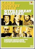 Learn Country Guitar With 6 Great Masters!