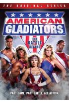 American Gladiators The Original Series - The Battle Begins