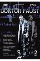 Ferruccio Busoni - Doktor Faust / Philippe Jordan, Thomas Hampson
