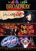 Direct from Broadway: Jekyll &amp; Hyde/Putting It Together/Smokey Joe's Cafe