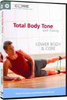 Stott Pilates: Total Body Tone with Tubing - Lower Body & Core