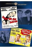 Fibber McGee and Molly: Double Feature - Here We Go Again/Heavenly Days