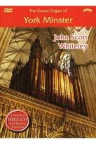 Grand Organ of York Minster
