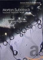 Morton Subotnick - Vol. 2: Electronic Works