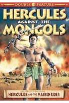 Hercules Double Feature: Hercules Against the Mongols/Hercules and the Masked Rider