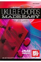 Joe Carr: Ukulele Chords Made Easy