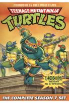 Teenage Mutant Ninja Turtles - The Complete Season 7 Set