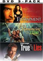 Crime 3-Pack: Entrapment/Romancing the Stone/True Lies