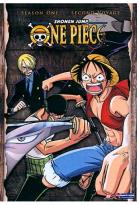 One Piece - Season 1 - Vol. 2: Second Voyage