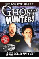 Ghost Hunters - Fifth Season: Part 2
