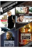 Steve McQueen: 4 Film Favorites