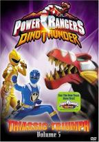 Power Rangers - Dino Thunder Vol. 5: Triassic Triumph