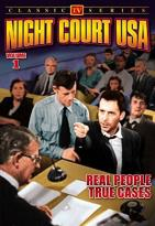 Night Court USA Volume 1