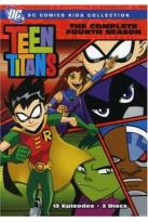 Teen Titans: The Complete Seasons 1-4