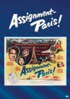 Assignment - Paris