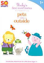 Baby's First Word Stories, Vol. 3: Pets/Outside