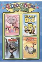 Princess School/Little Bee/The Little Panda Fighter/The Little Cars: New Genie Adventrues