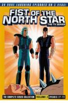 Fist of the North Star: The Series - Vol. 2