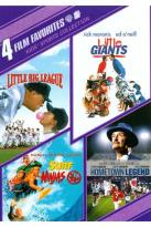 Kids Sports Collection: 4 Film Favorites