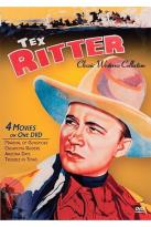 Classic Westerns - Tex Ritter Four Feature
