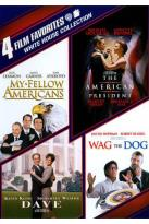 White House Collection: 4 Film Favorites