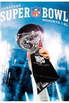 NFL Greatest Superbowl Moments I -XL