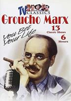 Groucho Marx: You Bet Your Life - 12 Classic Shows