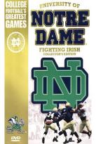 University of Notre Dame - Fighting Irish