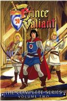 Legend Of Prince Valliant - The Complete Series: Vol. 2