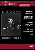 Sir John Barbirolli/Boston Symphony Orchestra