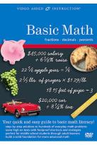 Basic Math: Fractions, Decimals, Percents