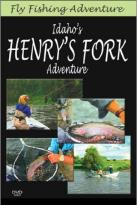 Fly Fishing Video Magazine: Henry's Fork Of Idaho's Snake River - Vol. 69