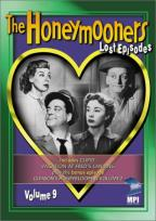Honeymooners - The Lost Episodes: Vol. 9
