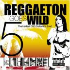 Reggaeton Goes Wild 5 DVD/CD Combo
