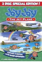 Jay Jay The Jet Plane: God's Awesome Creation/God's Promise/Fantastic Faith