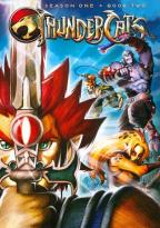 Thundercats: Season One - Book Two