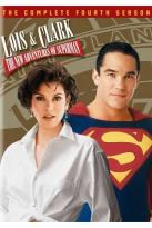 Lois & Clark - The Complete Fourth Season