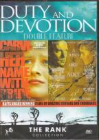 Rank Collection: Duty and Devotion Double Feature - Carve Her Name with Price/A Town Like Alice